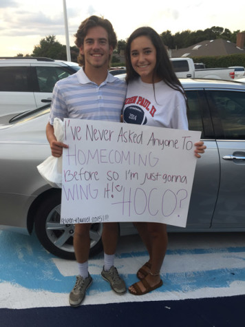 Students go all out with proposals