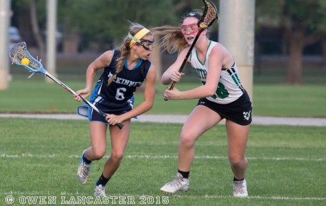 Sophomore qualifies for all-state lacrosse team