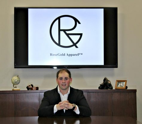 CEO Brandon Rose (